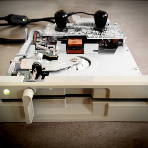 NSL012 Floppy Drives Preview
