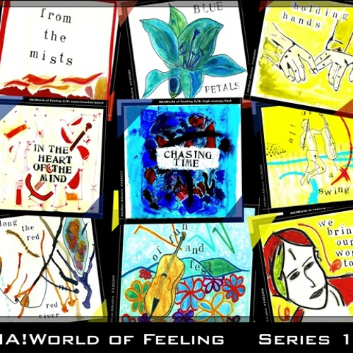 Medley of newly released 9-album series HA! World of Feeling