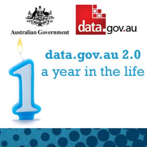 data.gov.au 2.0 - a year in the life