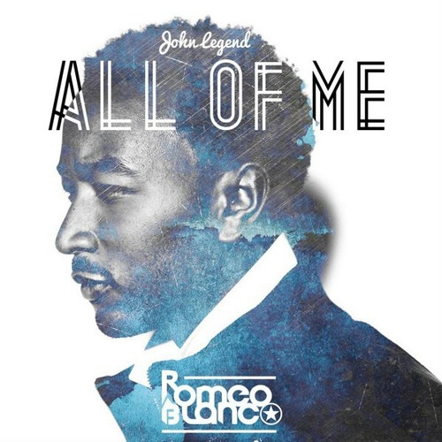 John Legend - All of Me (short cover)