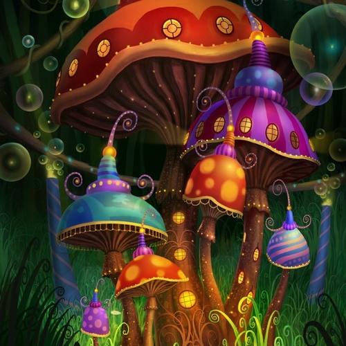 Natural Disaster & Pastor john - Mushroom Magic