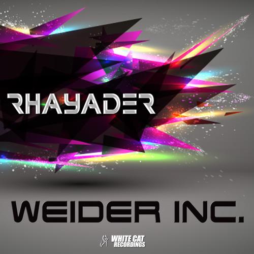 """WEIDER INC. """" RHAYADER """""""