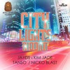 Tanso - Push Pan Di Cocky (City Lights Riddim) Ancient Records - July 2014