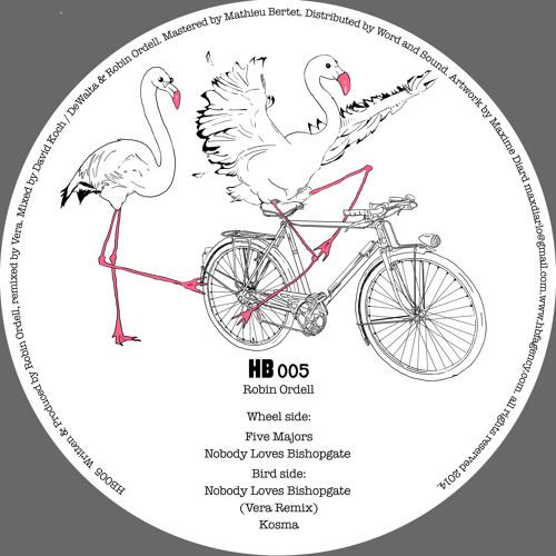 Vera - HB005 Promo Mix - Recorded Live at Hoppetosse