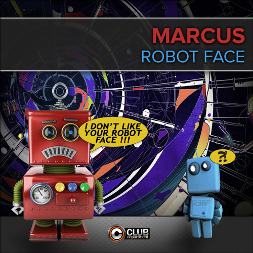 Marcus - Robot Face [PREVIEW]