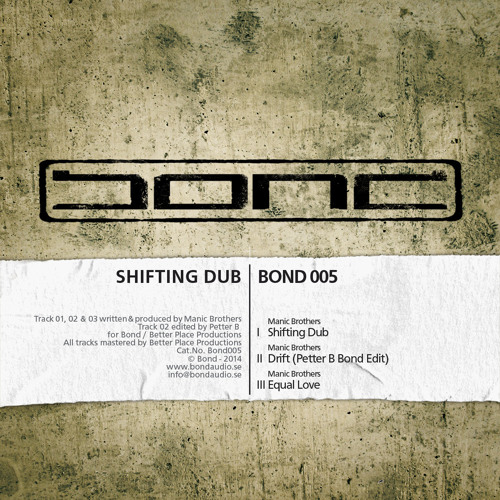 Manic Brothers - Shifting Dub
