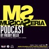 MusicaSeria Podcast ( Freddy Bello - LEVEL3 Party - Angel S  World  Madrid - España )  13-7-2014)