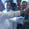 Opposition members in Parliament demand action against Shiv Sena MPs