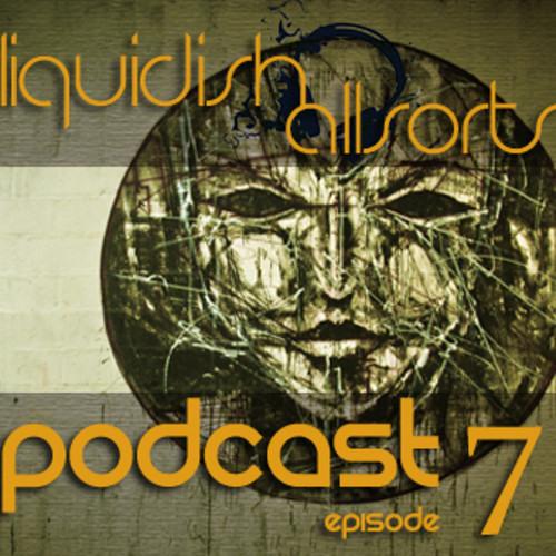 DNBE Presents - Rhodes - Liquidish Allsorts - Podcast Episode 7