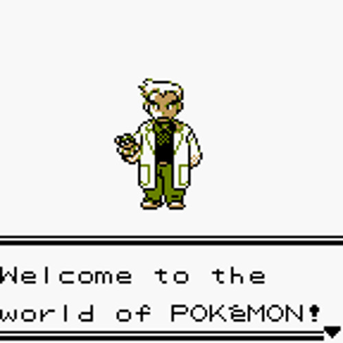 Pokemon Red, Blue, and Yellow Oak's Speech/Route 24 and 25 remix