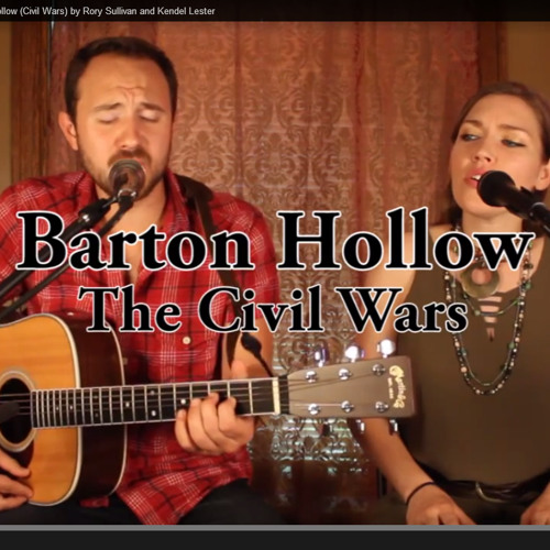 The Civil Wars 'Barton Hallow' (Cover) w/ Kendel Lester