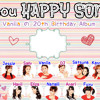 8) Cho Happy Song~ Birthday Collab