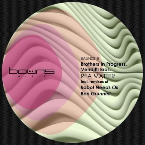 Brothers In Progress, Vendetti Bros - Berlin Tone (Ben Grunnell Remix)