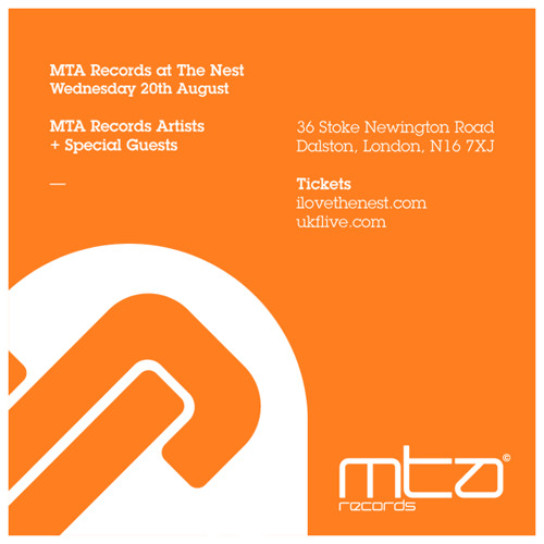 Josh Butler LIVE from MTA @ The Nest - 30th April