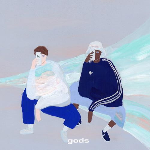Gods (with UV boi فوق بنفسجي)
