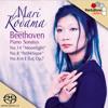 Mari Kodama on Beethoven Piano Sonatas