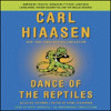 DANCE OF THE REPTILES By Carl Hiaasen, Read By Arte Johnson