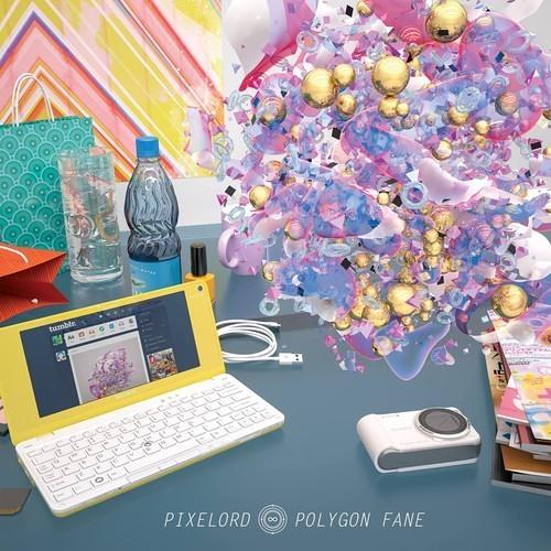 Pixelord - Polygon Fane EP