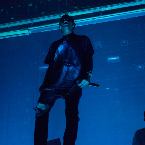Travi$ Scott feat. Yung Lean - Ghosttown Snippet