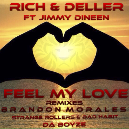 Rich & Deller ft Jimmy Dineen - Feel My Love #1 Trackitdown/ Traxsource #32