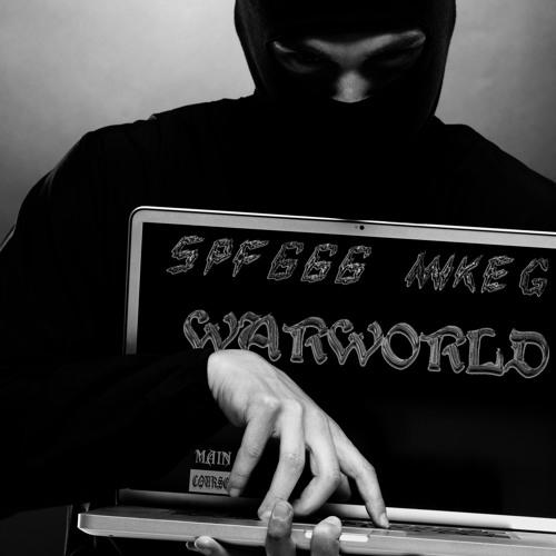 SPF666 X Mike G - Warworld (SNACKS.058)