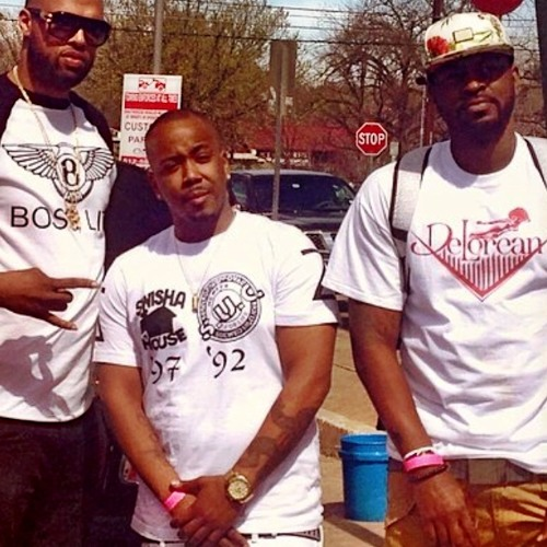 Slim Thug, Delorean & Doughbeezy - 0-100 (Remix)