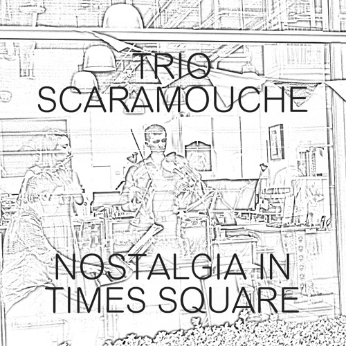 Nostalgia In Times Square
