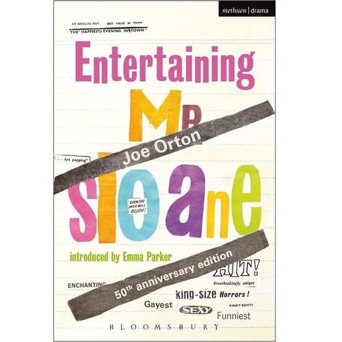 Entertaining Mr Sloane - The Key Debates - Professor Simon Shepherd & Dr Francesca Coppa