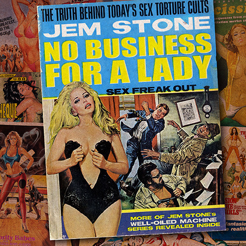 JEM STONE - NO BUSINESS FOR A LADY