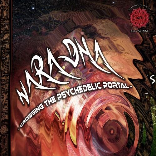 Quantum-D Podcast #10 - Naradha - Crossing the Psychedelic Portal
