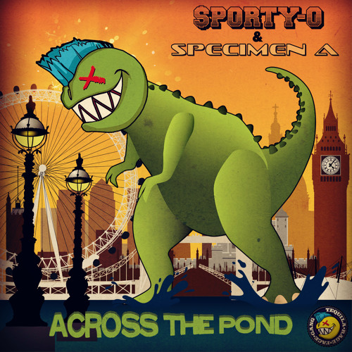 """Sporty-O & Specimen A : """"Lighters to the Moonlight"""" (AVAILABLE ON BEATPORT NOW!!)"""