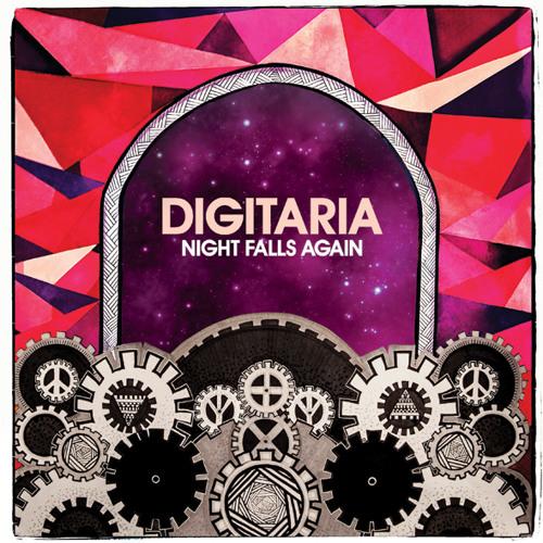 Digitaria - Night falls again / Hot Creations