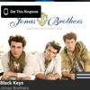 Black keys  by jonas brothers (cover)