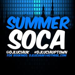 2014 SUMMER SOCA CD - DJ LUCIA