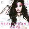 Demi Lovato - Really Don't Care feat. Cher Lloyd (Karaoke Version)