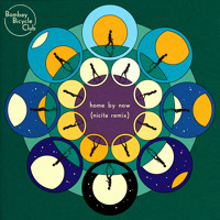 Bombay Bicycle Club Home By Now (NICITA Remix) Artwork