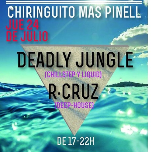 Deadly Jungle @ Chiringuito Mas pinell 24-07-2014
