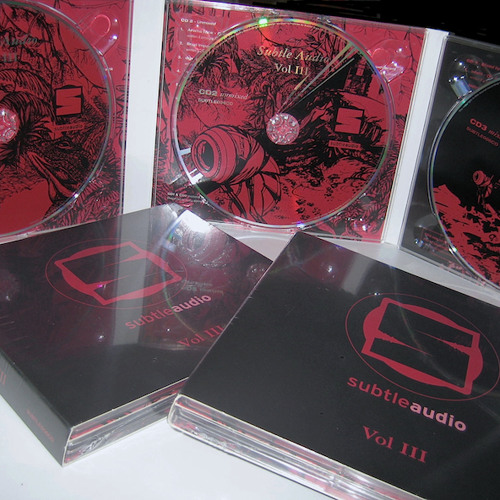 Brad Impact - Noches Cubanas :: Subtle Audio Vol III, 3xCD