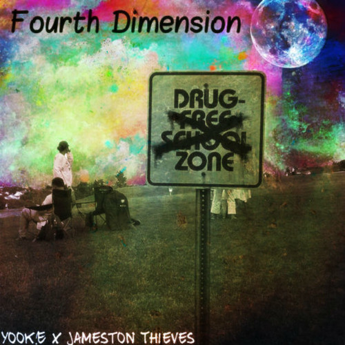 YOOK!E x Jameston Thieves - Fourth Dimension