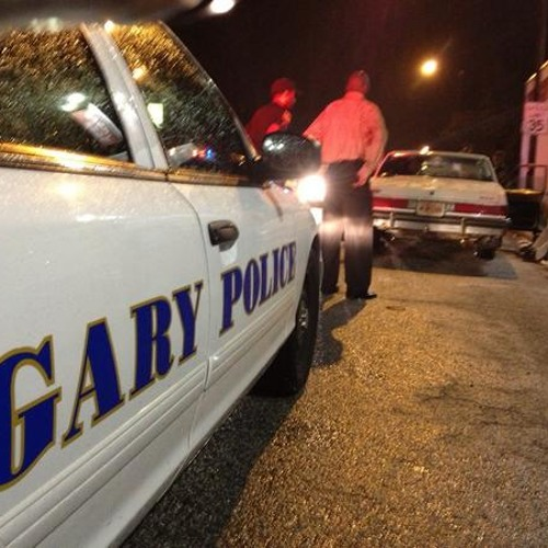 On the night shift with a Gary police officer