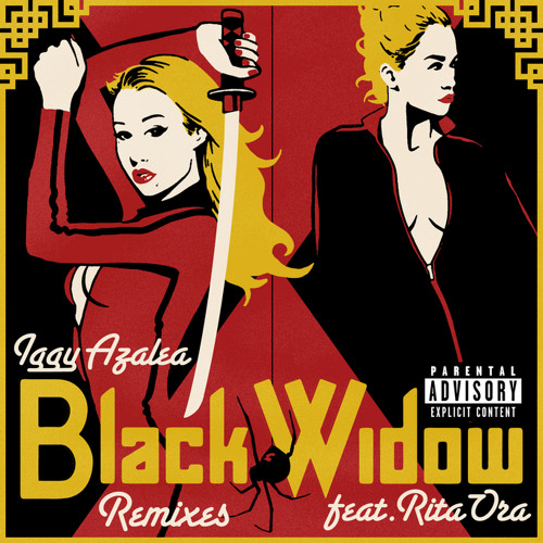 Iggy Azalea Feat. Rita Ora - Black Widow (Justin Prime Instrumental Mix)