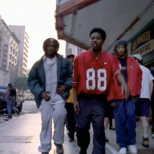 The Pharcyde - 4 Better Or 4 Worse (The Deli Remix)