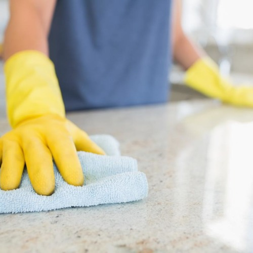 7 kitchen-cleaning tips from a person who likes the smell of ammonia