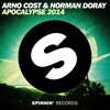 Arno Cost & Norman Doray Vs Route 54 - My Apocalypse Love (I Am Sam Mashup)