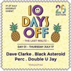10 Days Off 2014 (Exclusive)