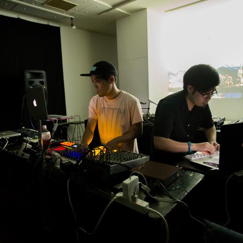 hajimeinoue with VJ daahara Live