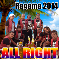 ALL RIGHT LIVE AT RAGAMA 2014