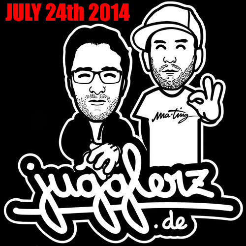 Jugglerz Dancehall Radio [July 24th 2014]
