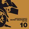 IV10 Various Artists - Kingpin Cartel - Ghetto (Secret Weapons Part One)