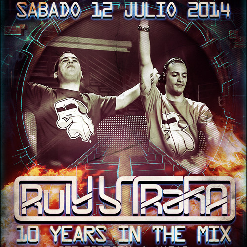 10 Years In The Mix - Especial Set 6 Horas